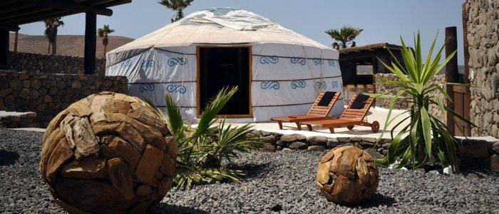 Eco Yurt en Lanzarote Retreats