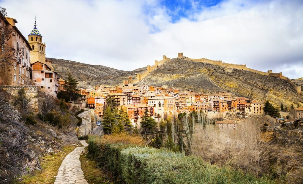 Apertura oK. Albarracín. Foto: shutterstock
