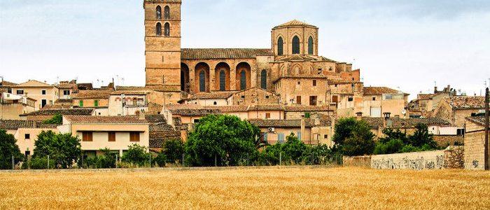 Iglesia gótica de Nostre Senyora dels Angels, Sineu