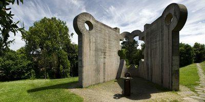 Escultura de Eduardo Chillida