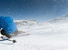 La nieve es de excelente calidad en Cerler por encontrarse a tanta altitud